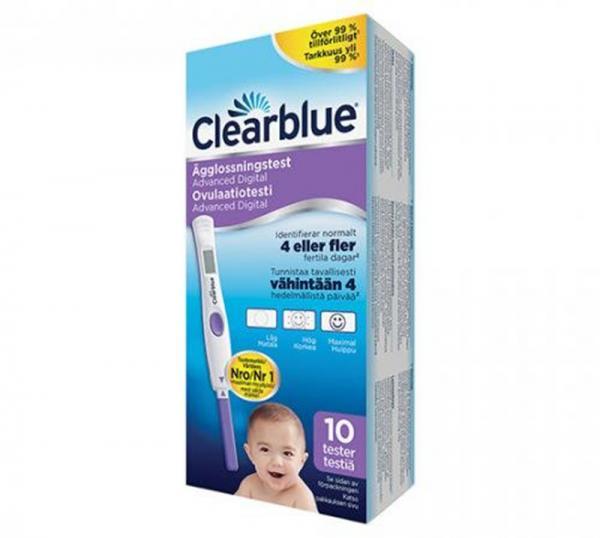 Clearblue Ägglossningstest Digitalt