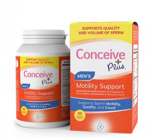 Conceive Plus Man Motility Support fertilitetstillskott
