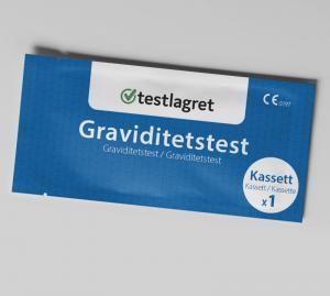 Graviditetstest - Kassett